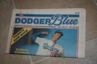 dodger blue magazines