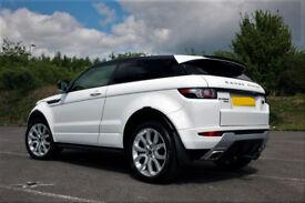 Range Rover Evoque Dynamic 2.2 coupe