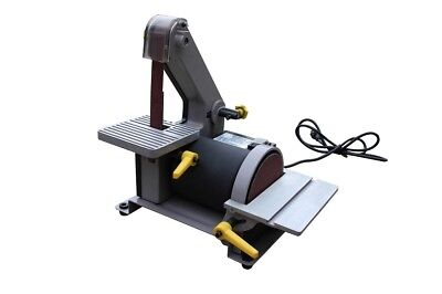 """1"""" x 30"""" Belt and 5"""" Disc Sander Tabletop Wood Sanding Woodworking FREE SHIPPING"""