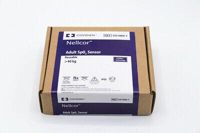 Covidien Nellcor Ds100a-1 Spo2 - Original W Packing Blue Label Same Day Shipping
