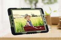 Original  iPad Air Shock Proof Heavy Case Cover with Stand,