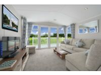 Sea view Caravan for sale in Cardigan, Quay West, Haven, West Wales, near Kiln, Not Trecco