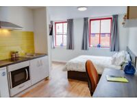 Luxury Student Studios in Central Nottingham
