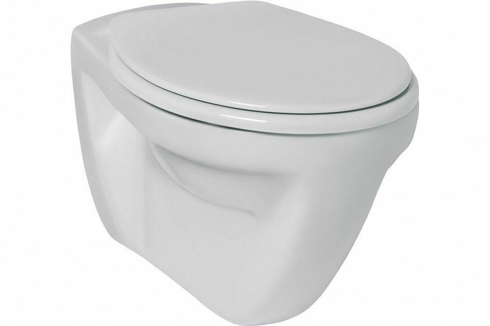 Wand WC Flachspüler Ideal Standard Eurovit für Vorwandelement Lotus Beschichtung