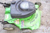 LAWNBOY LAWNMOWER SILVER SERIES INDUSTRIAL SELF PROPELLED