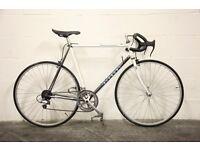 "Classic Men's BIANCHI VIRATA Racing Road Bike - 23"" Frame - Vintage 90s Restored Italian Beauty"