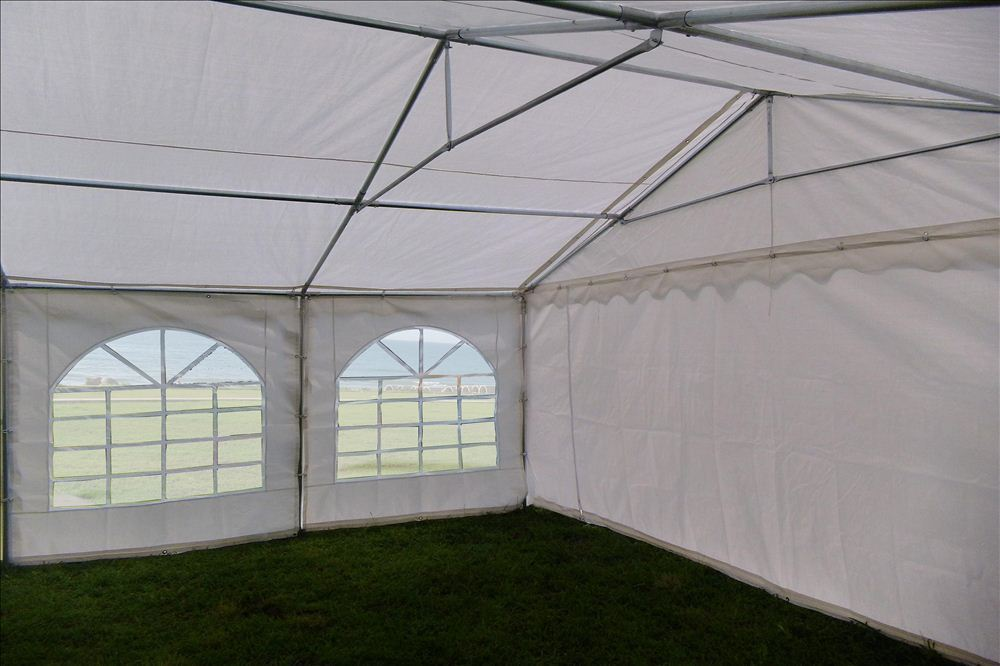 Sale 20 X20 Pe Party Tent Heavy Duty Carport Canopy