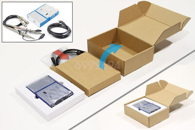 New Usb Pc Virtual Oscilloscope Osc482 2 Ch 20m Bandwidth 50m Samplinmg Rate