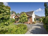 Chalet Bungalow with Garden, parking & WIFI