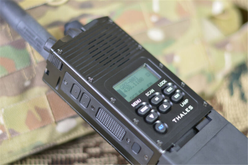 TCA AN/PRC-148 U/V MBITR RADIO Replica Military Metal Shell Walkie Talkie 5W New