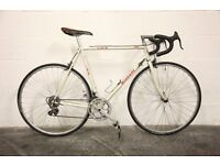 "Vintage Men's BIANCHI SIRIO 601 Racing Road Bike - 22.5"" Columbus Frame - 90s Classic - Restored"