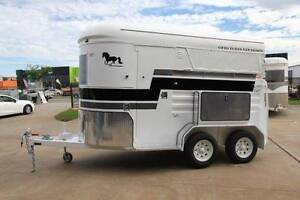 HORSE FLOAT AS NEW 2016 MODEL Innisfail Cassowary Coast Preview