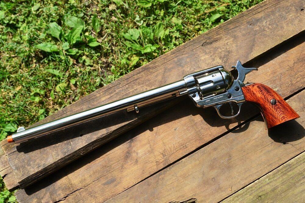 Colt M1873 Buntline Special Revolver - Wyatt Earp - Army - 1873 - Denix  Replica   Shopping Bin - Search eBay faster