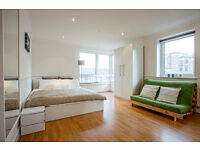 Great value double bedroom in Canary Wharf available now!