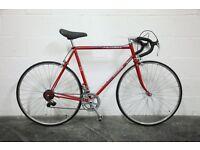"Vintage Men's PEUGEOT EQUIPE Racing Road Bike - Medium 22.5"" Frame - Restored 1980s Classic"