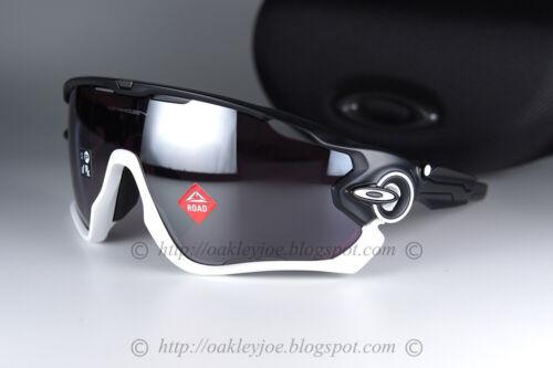 Oakley JAWBREAKER Sunglasses OO9290-5031 Matte Black Frame W/ PRIZM Road Black