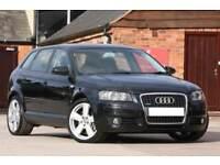 2006 Audi A3 3.2 Quattro S Tronic S-Line - (on 55 Plate so cheaper Roadtax)