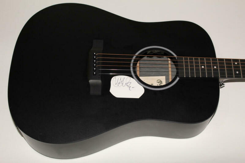 JOHN MAYER SIGNED AUTOGRAPH C.F. MARTIN ACOUSTIC GUITAR - ROOM FOR SQUARES, RARE