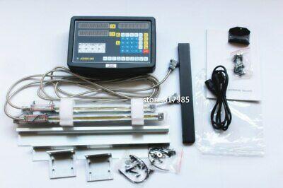 9x36 42 49 2 Axis Digital Readoutlinear Encoderlinear Ruler For Milling Lathe