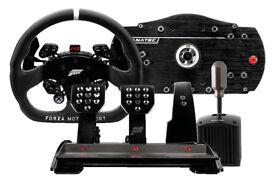 Forza Motorsport Wheel Bundle for Xbox One & PC Model: B-CS V2.5 GTFV3SQ