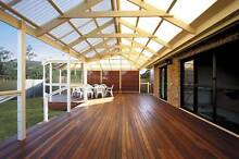 DECK builder supply & installed $139 PERGOLAS  $99 AUGUST ONLY Nunawading Whitehorse Area Preview