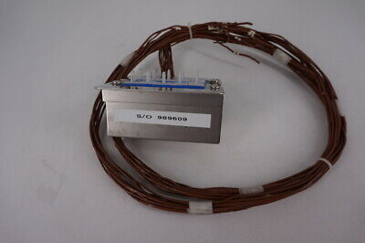 989609 T Type Thermocouple Connectors With Wire So 10 Pairs