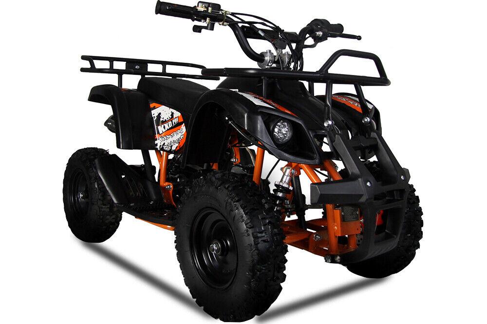 ATV Miniquad Kinder Mini ATV M7A 6zoll Pocketquad Kinderquad Pocketbike Neu 2020