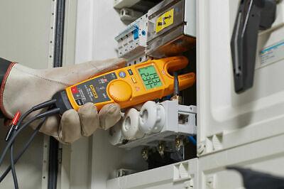 Fluke T6-1000 1000v Tool Voltage Current Electrical Tester Clamp Meter Ft61000
