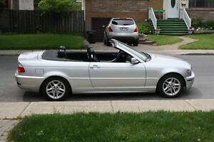 2004 BMW 325 ci Convertible - Decapotable Vente Rapide