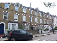 Modern clean 2 double bedroom flat on Santley St. 10mins walk to Clapham North or Brixton Tube
