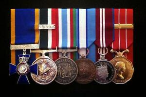 Trevor's Medal Mounting - Court Mounting, Research and Framing Belleville Belleville Area image 2
