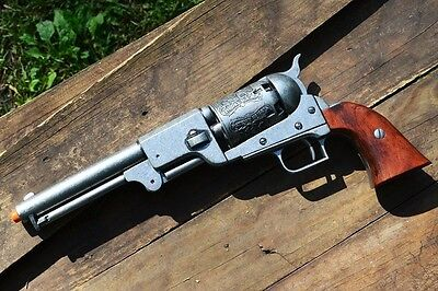 Colt 1849 Dragoon Percussion Army Revolver - Civil War - M1849 - Denix Replica