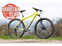 New Voodoo Bizango 29er 2016 mountain bike