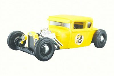 1929 Ford Model A #2, Yellow - Maisto 31354YL - 1/24 Scale Diecast Model Toy Car