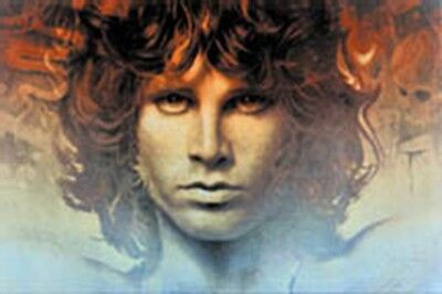 "~~ THE DOORS ~  JIM MORRISON ""SPIRIT""  36X24 POSTER ~~"