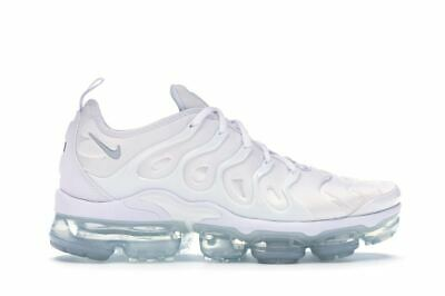 3d70c34c22 Nike Air VaporMax Plus size 10. Triple White. 924453-100. 97 98 95 1 90 max