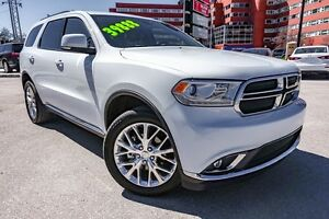 2016 Dodge Durango Limited *AWD, DVD, REAR CAM*