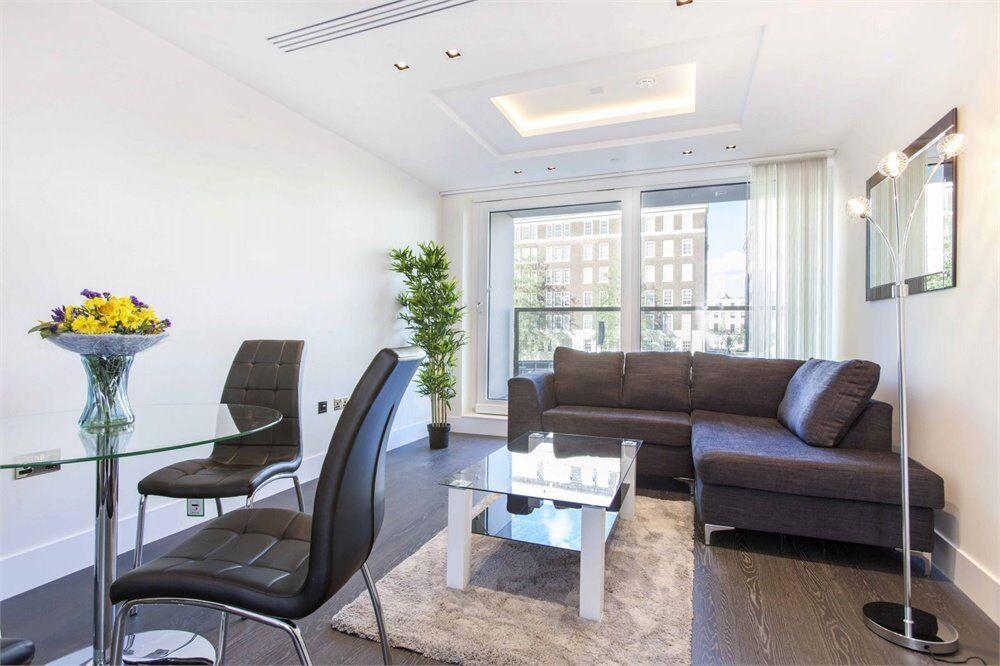 ( 1 ) Luxury One bedroom in Bridgeman House, 375 Kensington High Street W14 £600 pw !