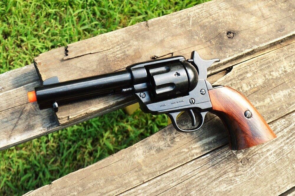 M1873 Colt  45 Quick Draw Revolver - Gunfighter - Gunslinger - Denix  Replica   Shopping Bin - Search eBay faster