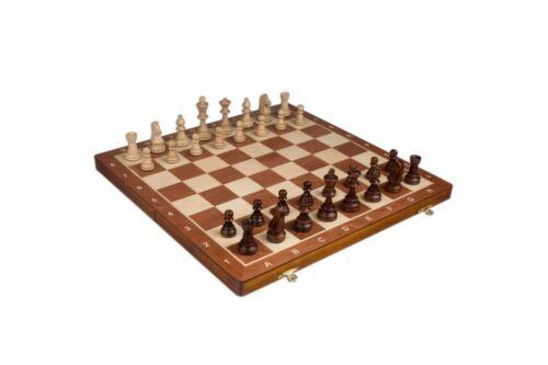 Chess Set - Tournament Staunton Complete No. 6 Board Game -