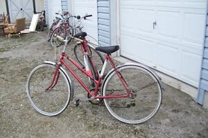 MATCHING LADIES AND MENS ROAD KING BIKES T.EATON COMPANY TORONTO London Ontario image 2