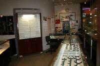 Jewellery shop & repairs in Coquitlam- in a Mall- $35000