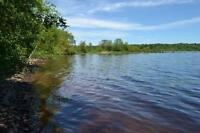 Executive Waterfront Lot on Washademoak Lake