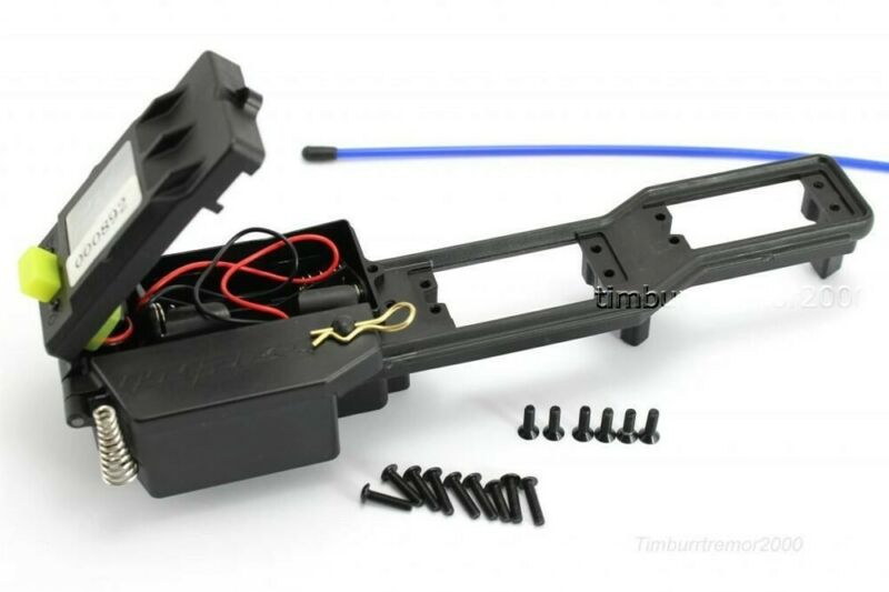HoBao Hyper SST Radio Battery Box & Servo Tray Set with Switch 90027 84133 Ofna