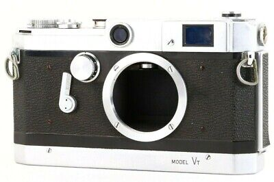 Canon VT Rangefinder Film Camera Body Leica LTM L39 from Japan AS-IS