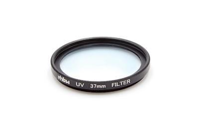 Kamera UV Schutzfilter mit Innen- und Außengewinde für 37mm Objektivgewinde
