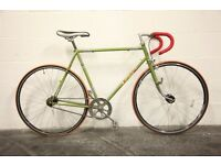 Vintage DAYTON CYCLES ROADMASTER Racing Road Bike - Fixie Single Speed - 1950s Restored Antique