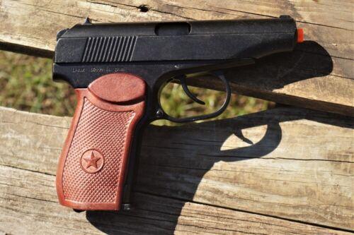 Non-Firing Soviet Makarov Pistol - USSR Cold War - Russia Denix Replica Prop Gun