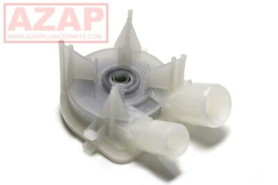 WP3363394 Washing Machine Drain Pump 3363394 for Whirlpool Kenmore Washers