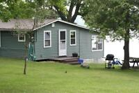 Private Cottage for Rent on Moira Lake south of Madoc, ON